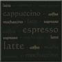 Aplauz czarny Espresso