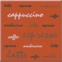 Aplauz czerwien Espresso