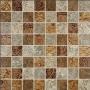 Gres Fossile Slate mozaika mix