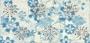 Linero niebieskie flower centro